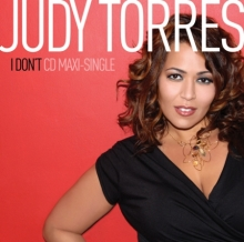 Judy on the cover of her CD, I Don't. Kimya necklace, 2007 collection.